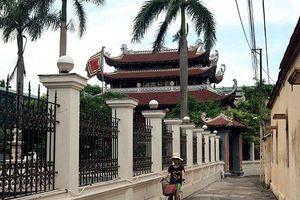 Làng tỷ phú ở quê lúa Thái Bình: Biệt thự trải khắp làng, lăng mộ cao sừng sững