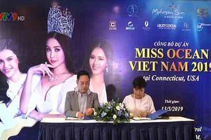 Công bố cuộc thi Hoa hậu Đại dương Việt Nam 2019