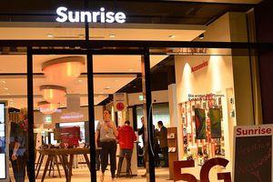Sunrise và Huawei ra mắt điện thoại 5G tại Thụy Sĩ