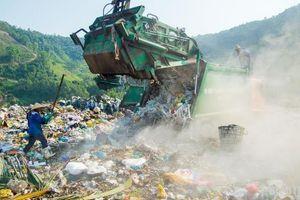 'Thành phố đáng sống mà để rác dồn ứ là không thể chấp nhận'