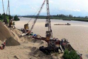 Sóc Trăng: Cấm và tạm thời cấm hoạt động khoáng sản nhiều khu vực
