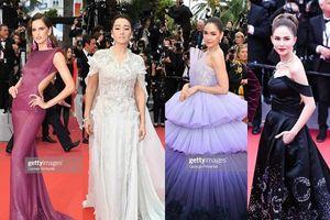 Không có Phạm Băng Băng, sao Hoa ngữ bị lấn át tại thảm đỏ Cannes 2019