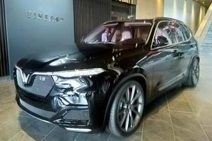'VinFast Lux V8 phiên bản đặc biệt là một trong những mẫu SUV nhanh nhất thế giới'