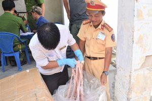 Thừa Thiên Huế: Bắt giữ hơn 1,6 tấn nội tạng động vật không rõ nguồn gốc