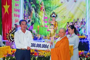 Các địa phương tổ chức Đại lễ Phật đản