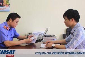 Kiểm sát trực tiếp việc giải quyết khiếu nại, tố cáo trong hoạt động tư pháp tại cơ quan CSĐT công an huyện Sốp Cộp, tỉnh Sơn La