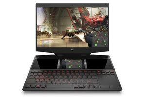 HP tung laptop chơi game màn hình kép đầu tiên trên thế giới
