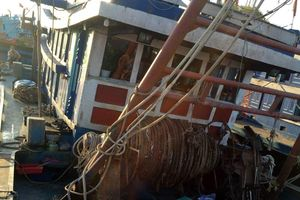 Ngộ độc khí trên tàu cá, 1 người chết, 4 người nguy kịch