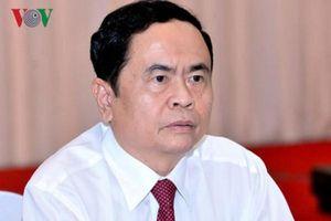 Ông Trần Thanh Mẫn: Tạo sinh lực mới cho khối Đại đoàn kết