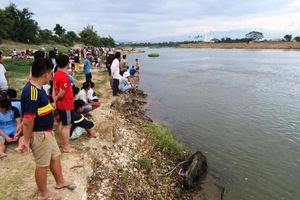 Hai anh em họ 7 tuổi đi câu cá bị chết đuối ở Nghệ An