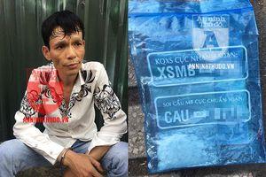 Giấu ma túy vào mặt nạ xe Wave, đối tượng không ngờ vẫn bị 141 phát hiện