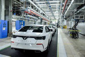 Bên trong nhà máy ô tô 4.0 sử dụng 1200 rô-bốt của VinFast sắp khánh thành có gì đặc biệt?