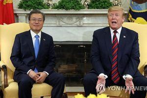 Ông Trump sắp sang Hàn Quốc bàn vấn đề Triều Tiên