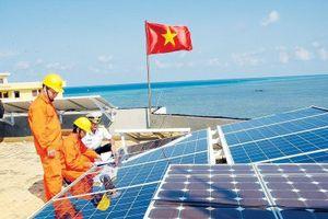 Huyện đảo Trường Sa có trụ sở điện lực mới