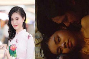 Nữ diễn viên 13 tuổi liệu quá nhỏ với cảnh ân ái trong phim?