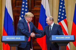 Tổng thống Nga bày tỏ thiện chí gặp lại Tổng thống Mỹ