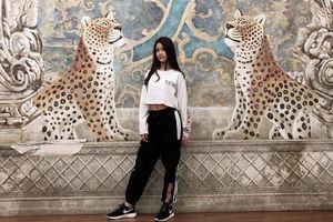 Cô gái Việt 15 tuổi xinh đẹp, nhảy gợi cảm trên truyền hình Hàn Quốc
