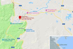 Khởi tố thêm 6 người phá rừng Vườn quốc gia Phong Nha - Kẻ Bàng