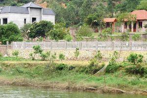 Vi phạm đất rừng tại xã Minh Trí, huyện Sóc Sơn: Vì sao khó xử lý?