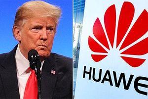 Mỹ chính thức 'đoạn tuyệt' với Huawei của Trung Quốc
