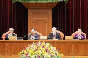 Toàn văn phát biểu của Tổng Bí thư, Chủ tịch nước tại Hội nghị TƯ 10
