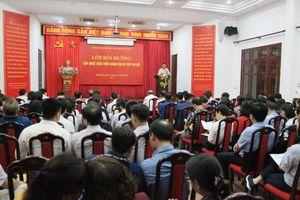Lớp bồi dưỡng kiến thức dành cho Bí thư chi bộ thuộc Bộ VHTTDL