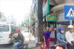 Khánh Hòa: 30 nhân viên xe buýt ngưng việc, giao thông đình trệ