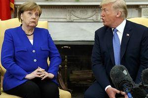 Rạn nứt EU-Mỹ: Đức nói thẳng trăm sự tại ông Trump
