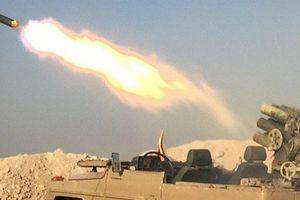 Phiến quân ủng hộ Iran đưa tên lửa áp sát căn cứ quân sự Mỹ