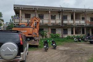 Quảng Ninh: Giám đốc doanh nghiệp thực hiện cưỡng chế nhà dân