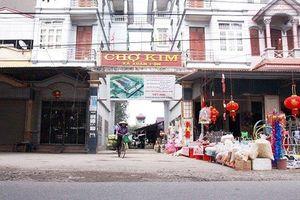 Cần xử lý dứt điểm sai phạm tại chợ Kim (Hà Nội)