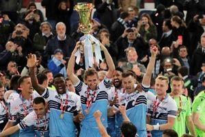 Lazio đoạt Cúp quốc gia Italia đầy kịch tính
