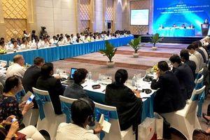 Hội nghị thúc đẩy phát triển toàn diện về kinh tế và xã hội các nước Á - Âu