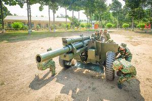 Cảm nhận sức 'nóng' trên thao trường pháo binh Việt Nam