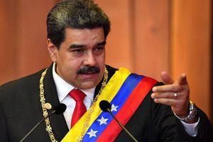 Tổng thống Maduro cứng rắn sau vụ Mỹ đột kích ĐSQ Venezuela