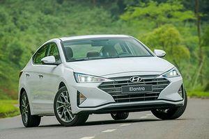 Cận cảnh Hyundai Elantra 2019 giá từ 580 triệu tại Việt Nam