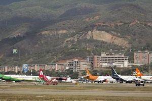 Mỹ ban lệnh cấm các chuyến bay qua lại Venezuela