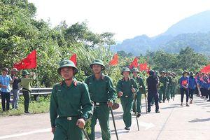 Quảng Bình: Nhiều hoạt động kỷ niệm 60 năm ngày mở đường Trường Sơn
