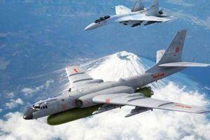 Tên lửa đạn đạo trên máy bay ném bom H-6N của Trung Quốc chưa thể với tới đất Mỹ