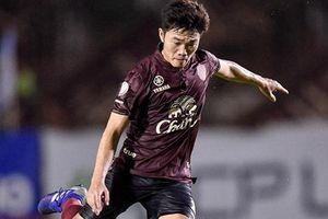 Buriram United thay đổi thế trận nhờ tung Xuân Trường vào sân