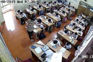 Thông tin chính thức vụ cô giáo đánh tới tấp vào đầu học sinh lớp 2 ở Hải Phòng