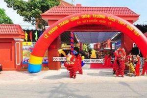 Trường THCS - THPT Nam Việt được giao 850 chỉ tiêu