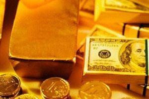 Hôm nay giá vàng và đồng đô la cùng tăng