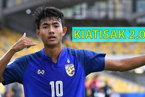 Đồng đội 16 tuổi của Xuân Trường được gọi lên tuyển Thái Lan dự King's Cup