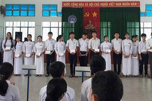 Tuyển sinh lớp 10: Hai trường chuyên ở Bình Định tuyển 625 học sinh