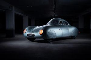 Chiếc xe lâu đời nhất của Porsche sắp được đấu giá