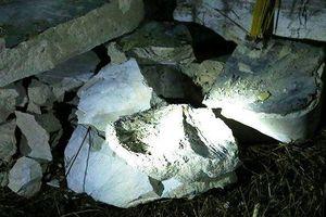 Chấn động vụ xác chết trong thùng trộn bê tông: Phát hiện thêm thi thể