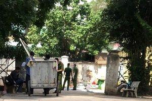 Vụ phát hiện hai thi thể trong 2 thùng nhựa: Bộ Công an vào cuộc