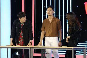 Quốc Khánh nổi cáu khi Anh Tú chê diễn xuất trong 'Phản ứng bất ngờ'