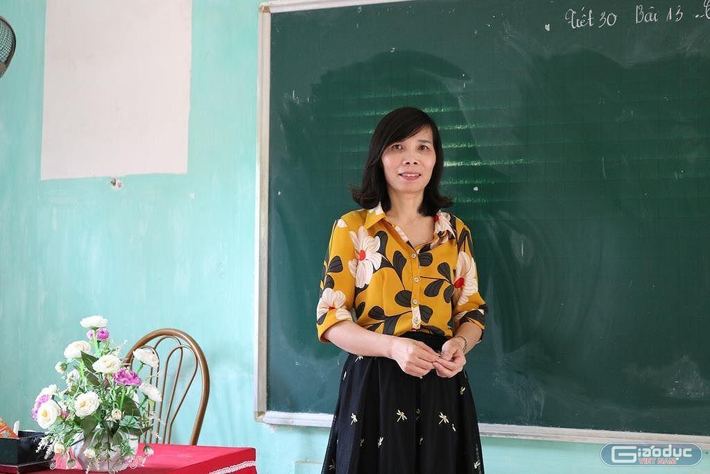 Cô Thanh Nho nghiệm ra rằng chỉ yêu thương mới cảm hóa được học sinh cá biệt